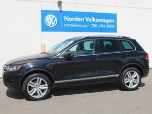2011 Volkswagen Touareg EXECLINE 4MOTION AWD - LOW KMS