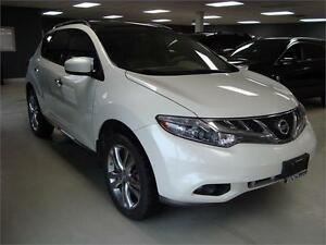 2011 Nissan Murano LE. NAVIGATION. LEATHER. PANORAMIC ROOF.