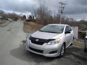 ONLY 99$ BI WEEKLY OAC! 2012!!!! Toyota Matrix WITH A/C! , S