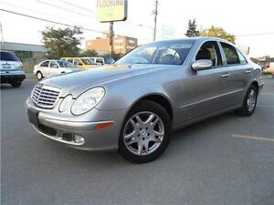 2005 MERCEDES BENZ E-320  4MATIC  **NAVIGATION**