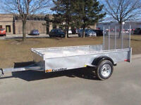 MADE IN ONTARIO - EXCALIBUR GALVANIZED TRAILERS