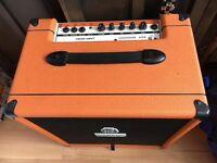 Orange Crush PiX 50BTX 50-watt bass amp for sale