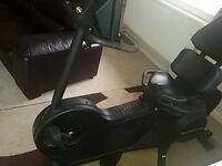 RECUMBANT EXERCISE BIKE (SIT COMFORTABLY WHEN EXERCISING)