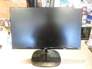 LG Computer Monitor. We sell used monitors. 38480