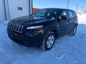 2015 Jeep Cherokee Sport Sport 4x4 **On Sale**