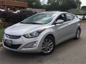 2016 Hyundai Elantra SPORT APPEARANCE-LOADED-NO ACCIDENTS