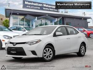 2014 TOYOTA COROLLA AUTOMATIC POWER GROUP |WINTER TIRES|WARRANTY