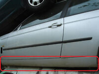 bmw e46 COMPACT sill cover side panel breaking for parts near GATWICK