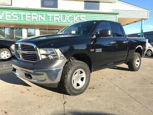 2013 Ram 1500 4x4 ~ Tow Pkg~Elect Brake Control Low as $99 b/w