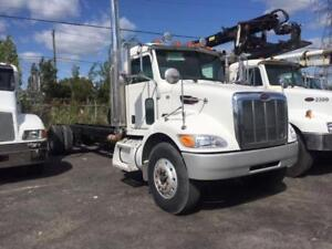 Peterbilt 340 2010 - 146 -23 automatique allison- sur chassis