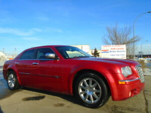 2010 Chrysler 300C LUXURY PKG-NAVI- LEATHER-SUNROOF-5.7L V8 HEMI