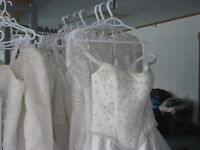 WEDDING GOWN & DRESS CLEARANCE UP TO 90 % OFF