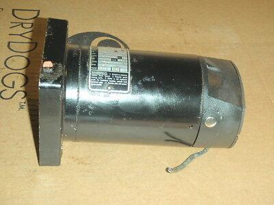 Haas Vf-1 Bodine Electric Gear Motor 32d5bepm-w4 18 Hp