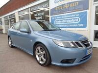 Saab 9-3 1.9TiD ( 150ps ) auto 2009 Linear SE Full S/H Low miles p/x
