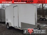 RC 7ft x 12ft Enclosed Trailer London Ontario Preview