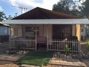 GREAT ONSITE CARAVAN  WITH ANNEX. WARANGA BASIN. FULLY FURNISHED. Rushworth Campaspe Area Preview
