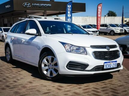 2015 Holden Cruze JH Series II MY15 CD Sportwagon White 6 Speed Sports Automatic Wagon Morley Bayswater Area Preview