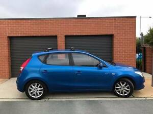 2009 Hyundai i30 Hatchback Bonner Gungahlin Area Preview