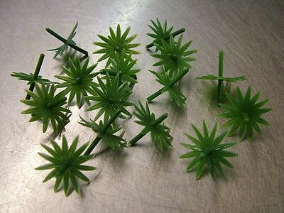 Stems for Marzipan Strawberries - 120 pcs. Approx. Made from Plastic