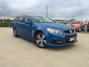 2014 Holden Commodore VF MY14 SV6 Sportwagon Blue 6 Speed Sports Automatic Wagon Garbutt Townsville City Preview