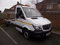 2014 New Spec Sprinter Chassis Cab