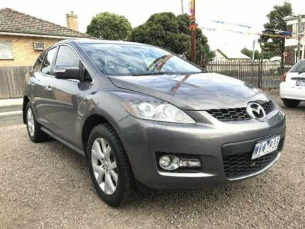 2008 Mazda CX-7 ER Luxury (4x4) Grey 6 Speed Auto Activematic Wagon South Geelong Geelong City Preview