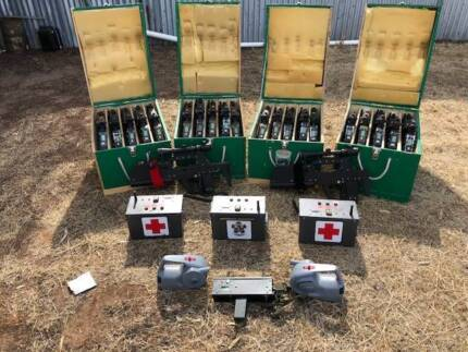business opportunity laser skirmish equipment Pinnaroo Southern Mallee Preview