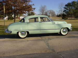 1950 Plymouth Spécial Deluxe Berline