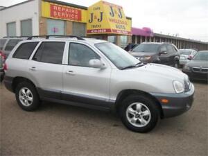 2005 Hyundai Santa Fe GL