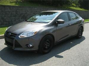 2012 FORD FOCUS SE 2.0L (106,350/KM, ÉCONOMIQUE, AIR, FULL!!!)