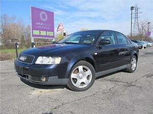 """2002 Audi A4 1.8T """"CLEAN CAR PROOF"""" TRADE IN SPECIAL"""" LETS DEAL"""