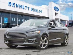 2016 Ford Fusion SE-AWD-Backup Sensors/Camera-Heated Seats-Remot