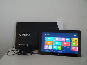 Tablette Surface RT