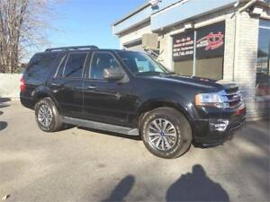2017 Ford Expedition XLT 4X4 CUIR 8 PASSAGERS CAMERAS