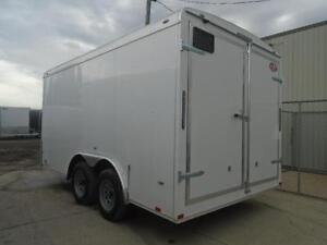 LOWEST PRICE FOR 2016 ATLAS 8X14' ENCLOSED CARGO -$5399 WOW London Ontario image 3