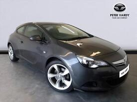 2013 VAUXHALL ASTRA GTC DIESEL COUPE