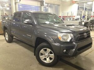 2014 Toyota Tacoma TRD Sport Package V6 4x4 Double-Cab 127.8 in.