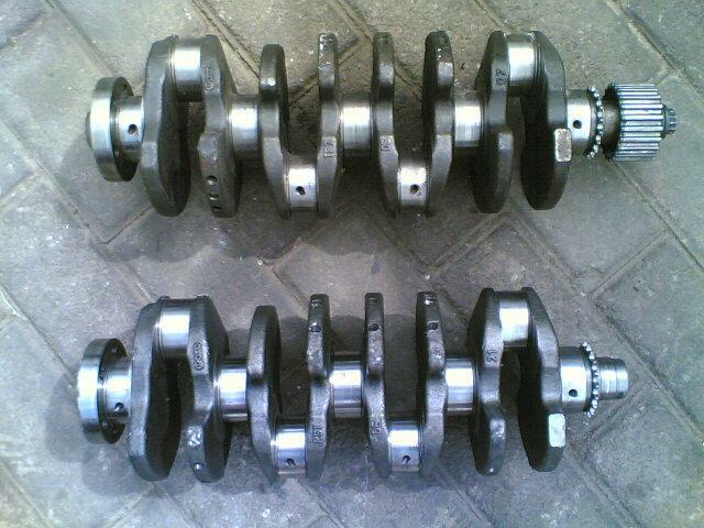 golf 5 2.0tdi crankshafts''BKD''