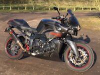 BMW K1200R Carbon Fibre Muscle Bike