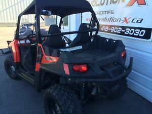 2012 POLARIS RZR 570 side by side Saguenay Saguenay-Lac-Saint-Jean image 2