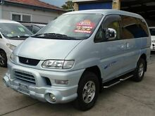 2006 Mitsubishi Delica Spacegear 3.0 lt V6 Silver 4 Speed Automatic Wagon Caringbah Sutherland Area Preview