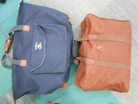 Ralph Lauren Polo leather bag brown