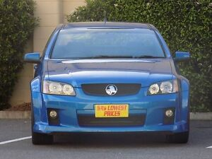 2008 Holden Ute VE SV6 60th Anniversary Blue 6 Speed Manual Utility Blair Athol Port Adelaide Area Preview