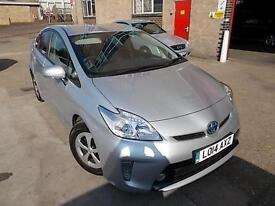 Toyota Prius 1.8 ( 134bhp ) ( Leather ) CVT T4 Hybrid (Leather)