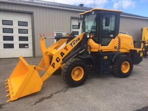 2018 UNUSED Compact Wheel Loader