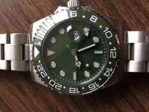 Green Sub Automatic