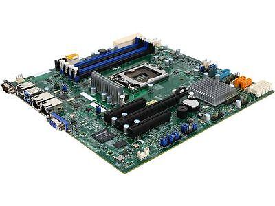 SUPERMICRO MBD-X11SSL-O Micro ATX Server Motherboard LGA 1151 Intel C232