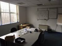 Office on Lisburn Road, Belfast, BT9 - near Kwik-Fit - includes parking space. 270 sq ft