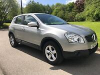 Superb 2007 Nissan Qashqai 1.6 - Private plate - Only 83k miles - Part ex welcome