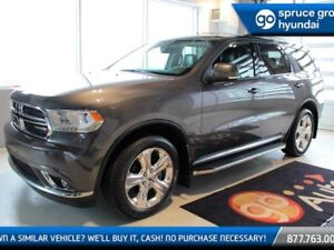 2015 Dodge Durango LIMITED WITH DUAL HEAD REST DVD'S 4WD 7 PASS